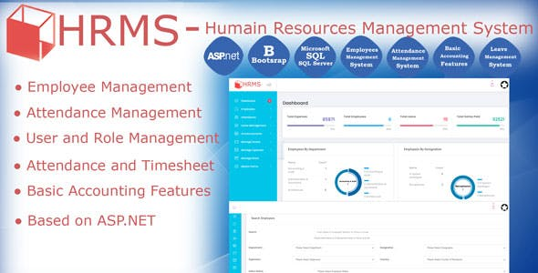 HRMS - Human Resource Management System Online HR (HRMS)