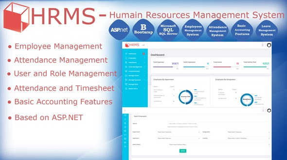 HRMS - Human Resource Management System Online HR (HRMS) - CodeCanyon Item for Sale