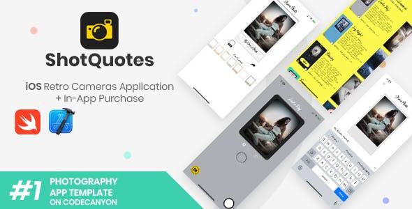 Snapback   iOS iPhone Custom Cameras Application + In-App Purchase