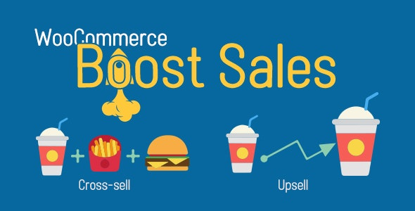 WooCommerce Boost Sales - Upsells & Cross Sells Popups & Discount - CodeCanyon Item for Sale