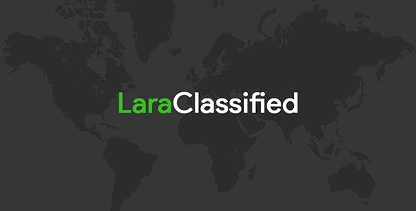 LaraClassified - Classified Ads Web Application - CodeCanyon Item for Sale