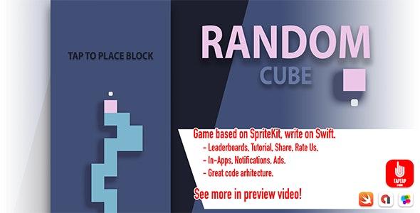 Random Cube - CodeCanyon Item for Sale