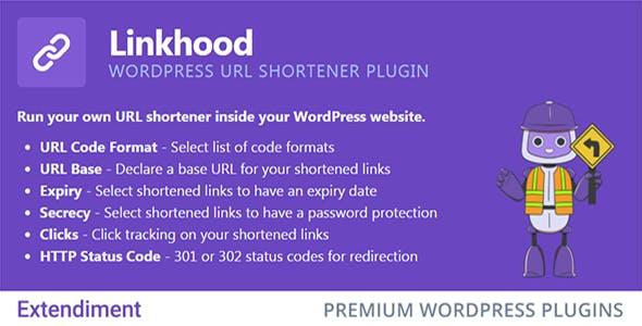 Linkhood - WordPress URL Shortener Plugin