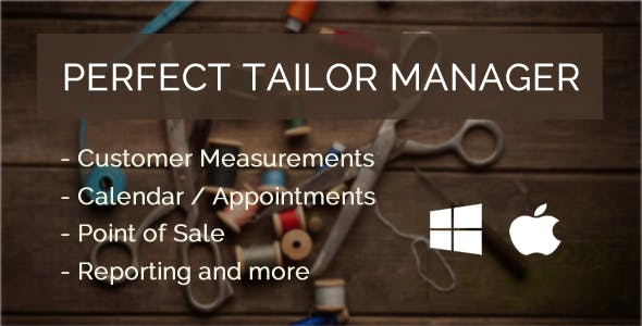 Perfect Tailor Manager