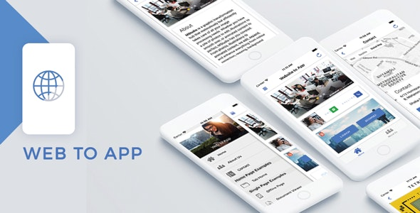 Web to App for iOS - CodeCanyon Item for Sale