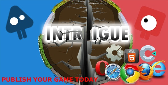 The Intrigue -  | HTML5 Construct 2 and Construct 3 - CodeCanyon Item for Sale