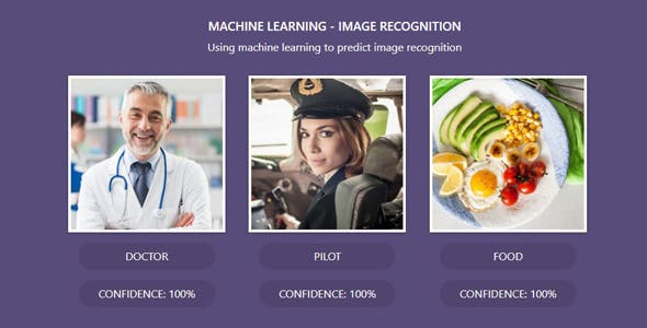 Machine Learning Image Recognition .Net Core 3.1  + ML.NET