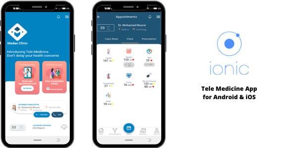 Tele Medicine App