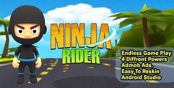 Best Ninja Rider + Ready For Publish