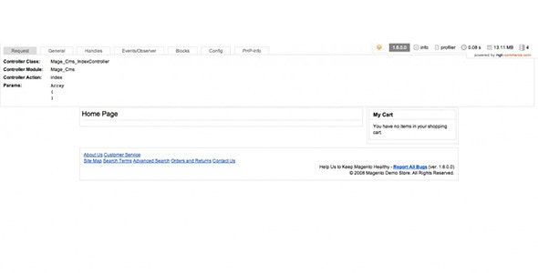 Developer Toolbar - CodeCanyon Item for Sale
