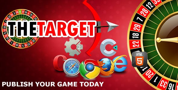 The Target -    HTML5 Construct 2 and Construct 3