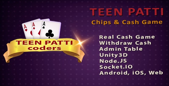 Teenpatti Online Real Money Game - CodeCanyon Item for Sale