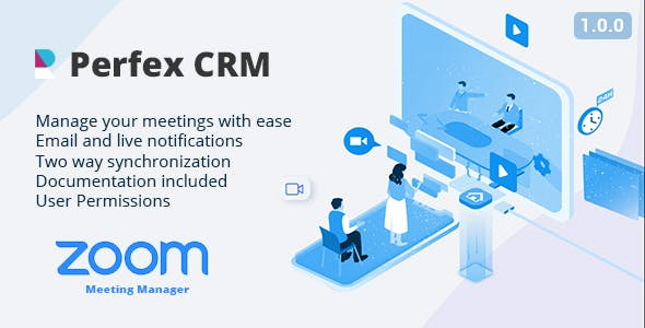 Zoom Meeting Manager