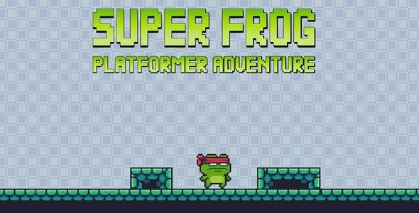 Super Frog Plataformer Adventure - CodeCanyon Item for Sale
