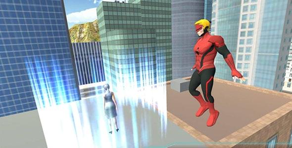 Miami City crime Simulator: City Mafia War Game - CodeCanyon Item for Sale