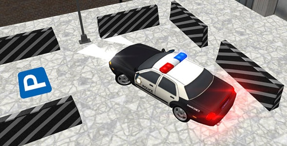 Police car parking game real driving - CodeCanyon Item for Sale