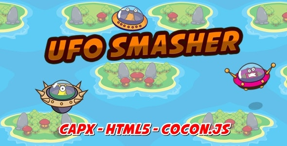 UFO Smasher - CodeCanyon Item for Sale