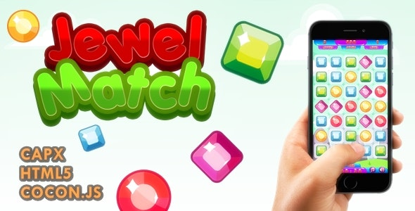 Jewel Match - CodeCanyon Item for Sale