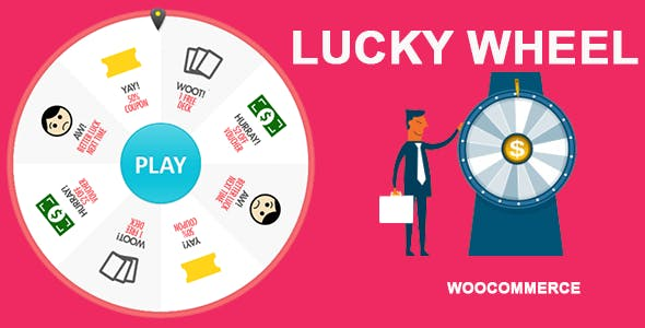 Lucky Wheel For WooCommerce - Spin2Gift