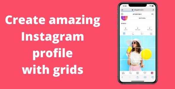 Grid Post for Instagram