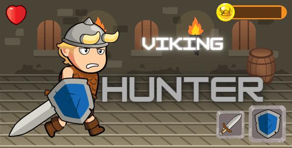 Viking Hunter - HTML5 and CONSTRUCT