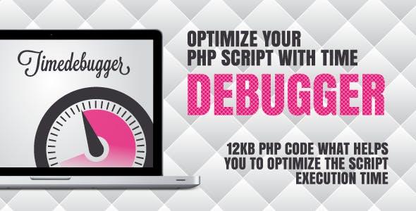 PHP Time Debugger