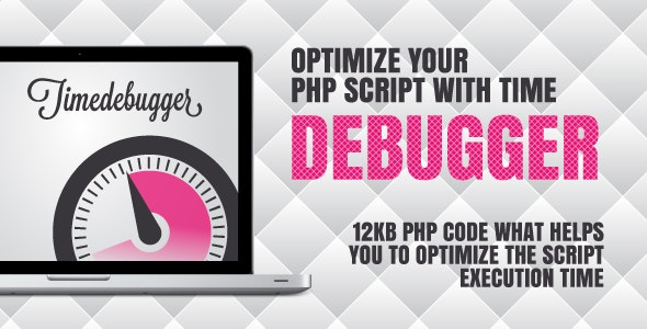 PHP Time Debugger - CodeCanyon Item for Sale