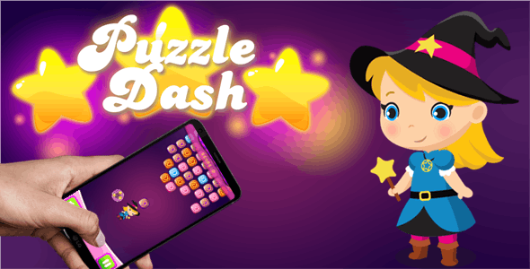 Puzzle Dash - Complete Game
