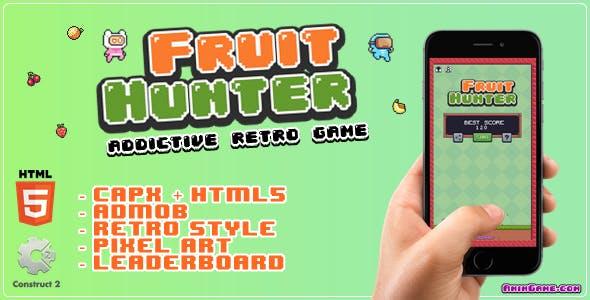 Fruit Hunter - Html5 Game