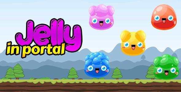 Jelly in portal