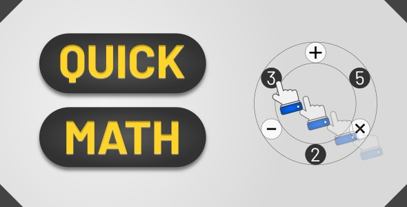 Quick Math - HTML5 Math game - CodeCanyon Item for Sale