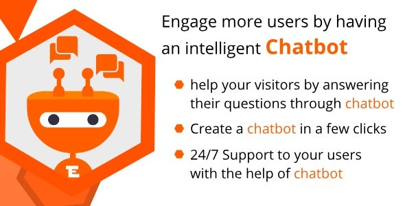 WP Chatbot Builder - Create a chatbot for your WordPress Website in a few clicks!