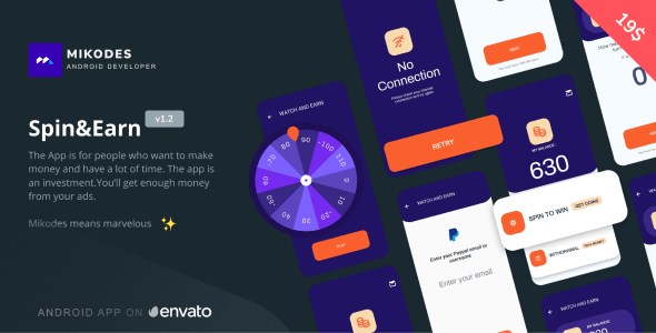 7 Best Android App Templates  for November 2020