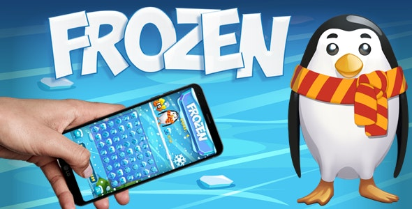 Frozen Match3 - CodeCanyon Item for Sale