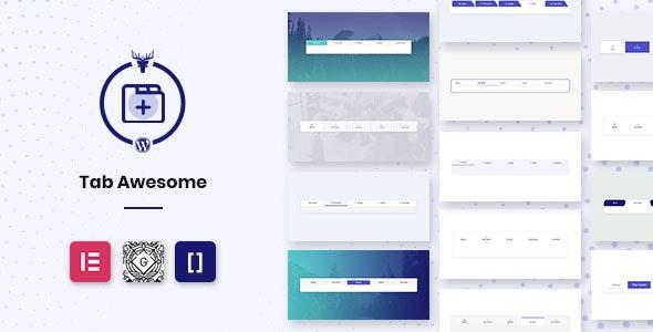 WordPress Tab Plugin - Tab Awesome Pro