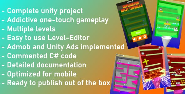 Unity Game Template - Duplicator