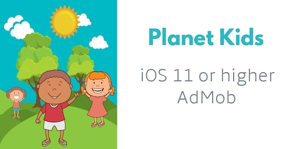 Planet Kids - CodeCanyon Item for Sale