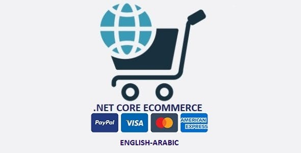 .NET Core e-commerce Using ASP.NET Core MVC - Full Source Code