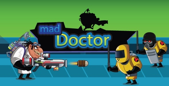 Mad Doctor - Unity Complete Project For Android and iOS - CodeCanyon Item for Sale