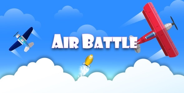 Air Battle - Unity Air Shooter Project for Android and iOS - CodeCanyon Item for Sale