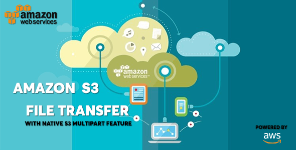AWS Amazon S3 - File Transfer