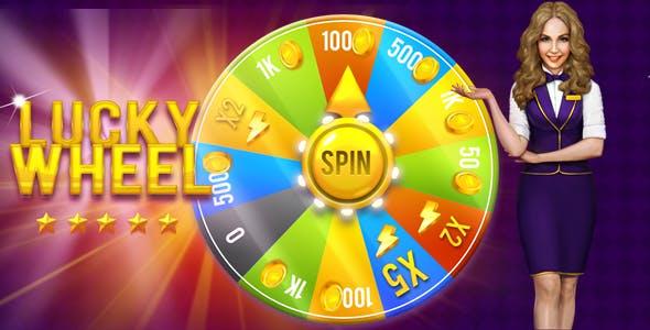Lucky Wheel - Casino Game