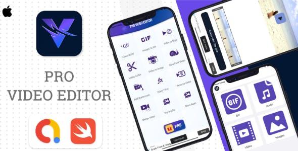 Pro Video Editor - iOS Source Code