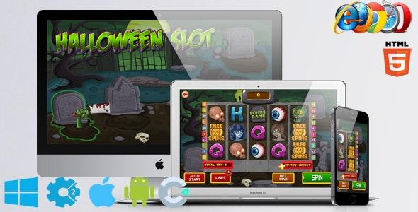 Halloween Slot - CodeCanyon Item for Sale