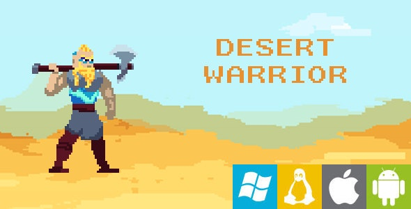 Desert Warrior - CodeCanyon Item for Sale