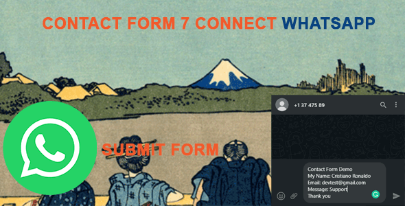 Contact Form 7 Connect WhatsApp