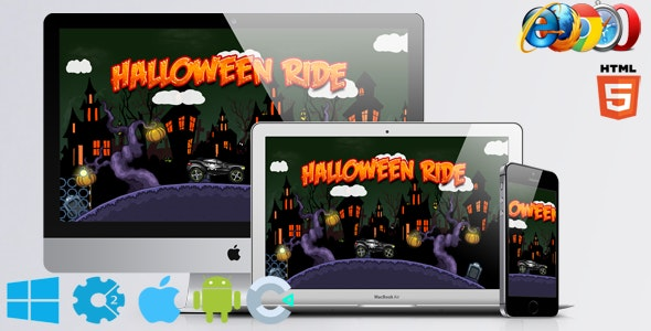 Halloween Ride - CodeCanyon Item for Sale