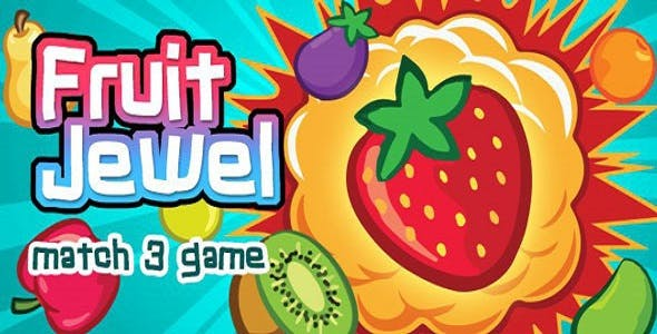 Fruit Jewel | Match 3 Game | Android | Games