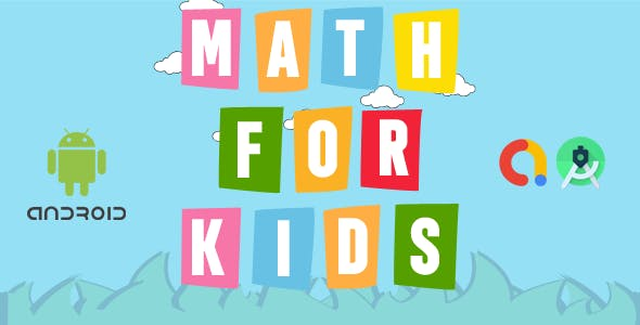 MATH FOR KIDS GAME TEMPLATE