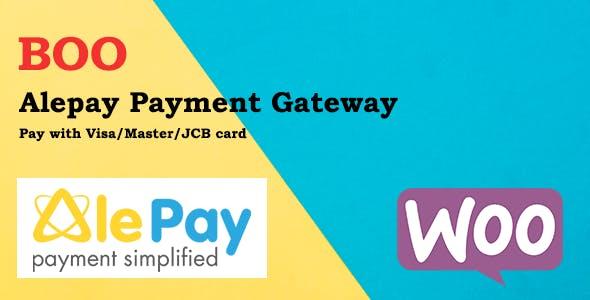 BOO Alepay Gateway Credit Card